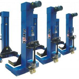 F10-6 Brann Подкатные колонны