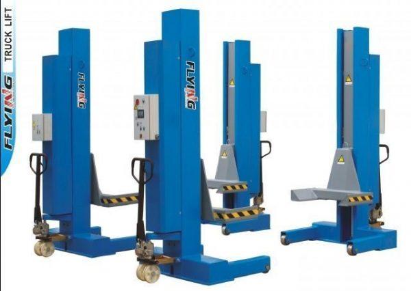 H8.0-4 Brann Подкатные колонны