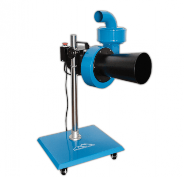 MFS-0.9M TROMMELBERG Вентилятор для вытяжки выхлопных газов