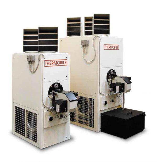 Thermobile SB 80 WiederKraft Теплогенератор на отработанном масле