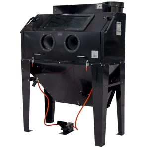WDK-83420 WiederKraft Пескоструйная камера