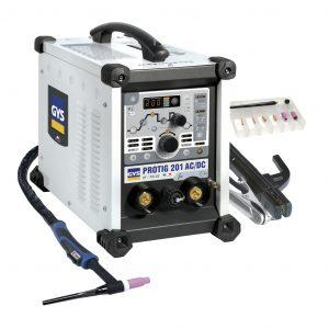 063945 PROTIG 201 AC/DC FV GYS Сварочный аппарат