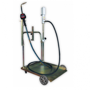 UZM12990 TROMMELBERG Комплект для маслораздачи с насосом и тележкой