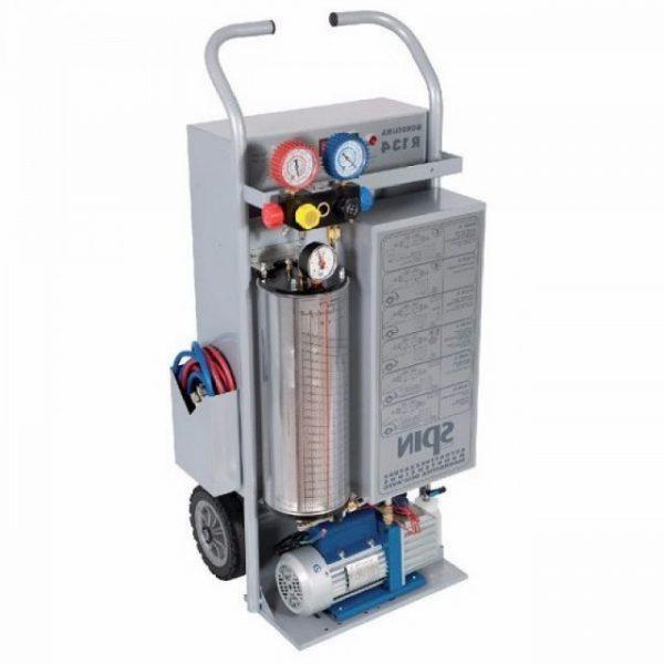 MONOCLIMA 134 BIPower SPIN станция для заправки автокондиционеров