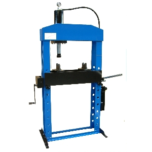 Werther PR30-PMS (OMA 656S) Синий Пресс гидравлический