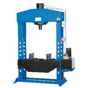 Werther PRM50 (OMA 665) Синий Пресс электрогидравлический