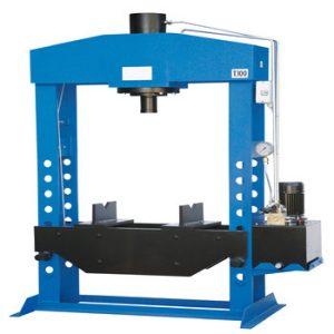 Werther PRM50-PM (Oma 665B) Синий Электрогидравлический пресс