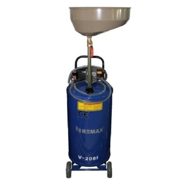 V-2081 ROSSVIK Установка для слива масла